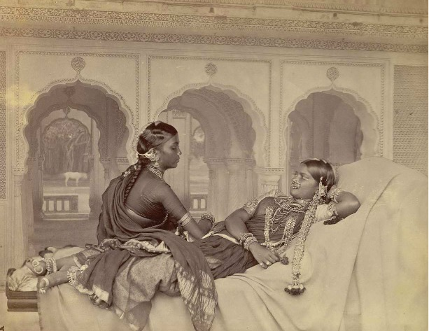 Nautch Girls, Hyderabad